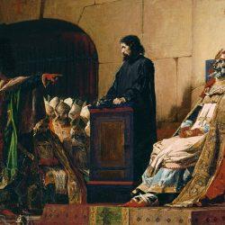 Le Synode cadavérique : la fin de l'infaillibilité pontificale