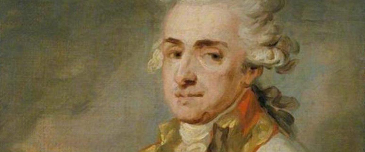 1755, une épique nuit de noces dans la noblesse...
