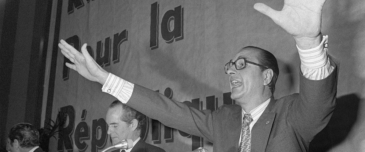 Ce que vous ne saviez pas sur... Jacques Chirac