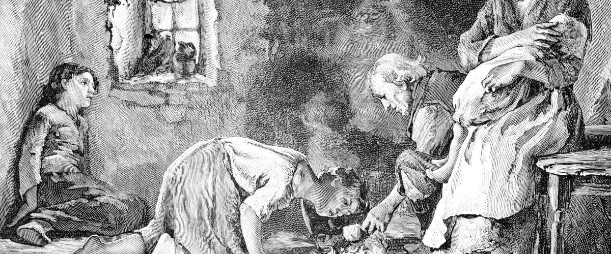 Une faim enragée, survenue vers 1033