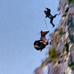 Les éléphants ne peuvent plus sauter en parachute