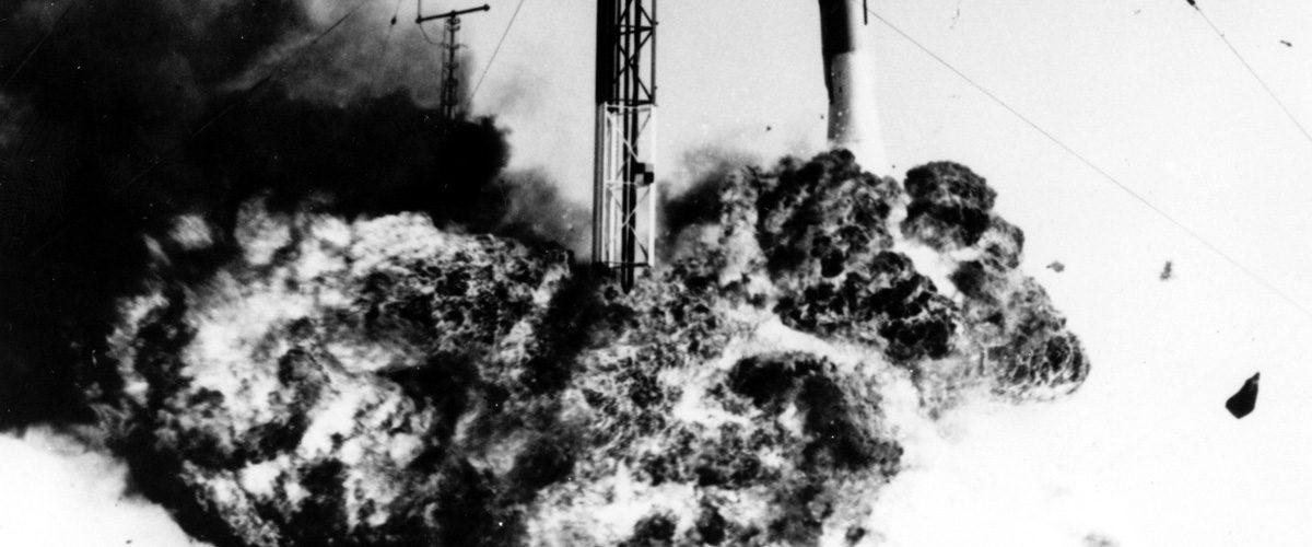 Le projet A119 : lorsque les Américains voulaient faire exploser un engin nucléaire sur la Lune