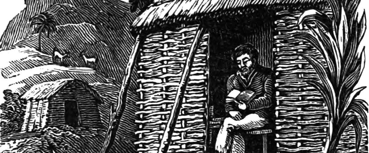 La vie intrépide d'Alexandre Selkirk, le vrai Robinson Crusoé