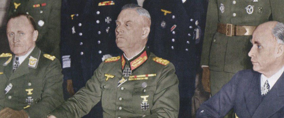 La fin de la guerre côté allemand : le journal de bord du général Koller