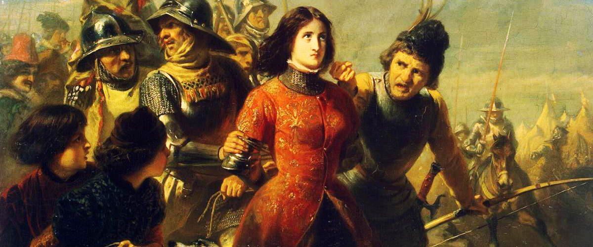 Jeanne d'Arc : Petites histoires, grandes questions...