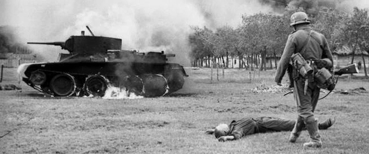 Opération Barbarossa : la première nuit de guerre à Moscou