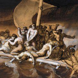 Le naufrage de la Méduse : l'épouvantable supplice