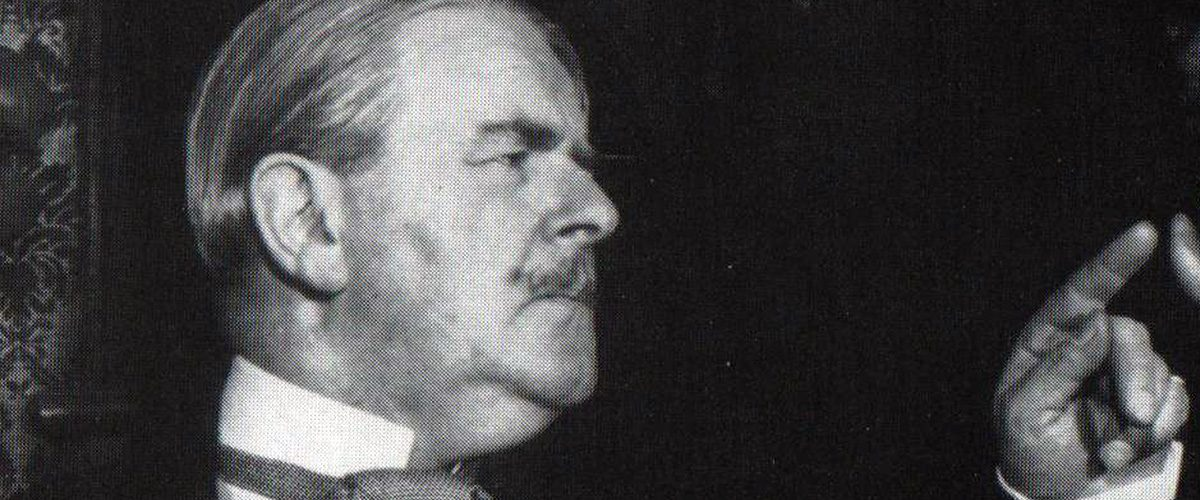 Norman Shelley : la voix de Churchill ?