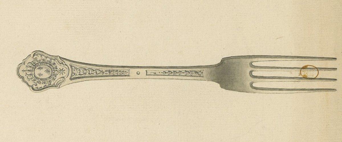 Petite histoire de la fourchette
