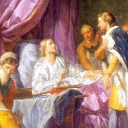 Saint Louis : Le roi mort de diarrhée