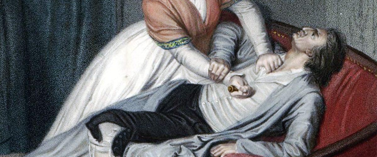 Jean-Paul Marat : Histoire d'un assassinat