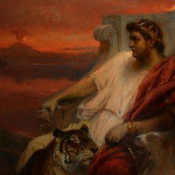 Néron au balcon, Rome au tison...