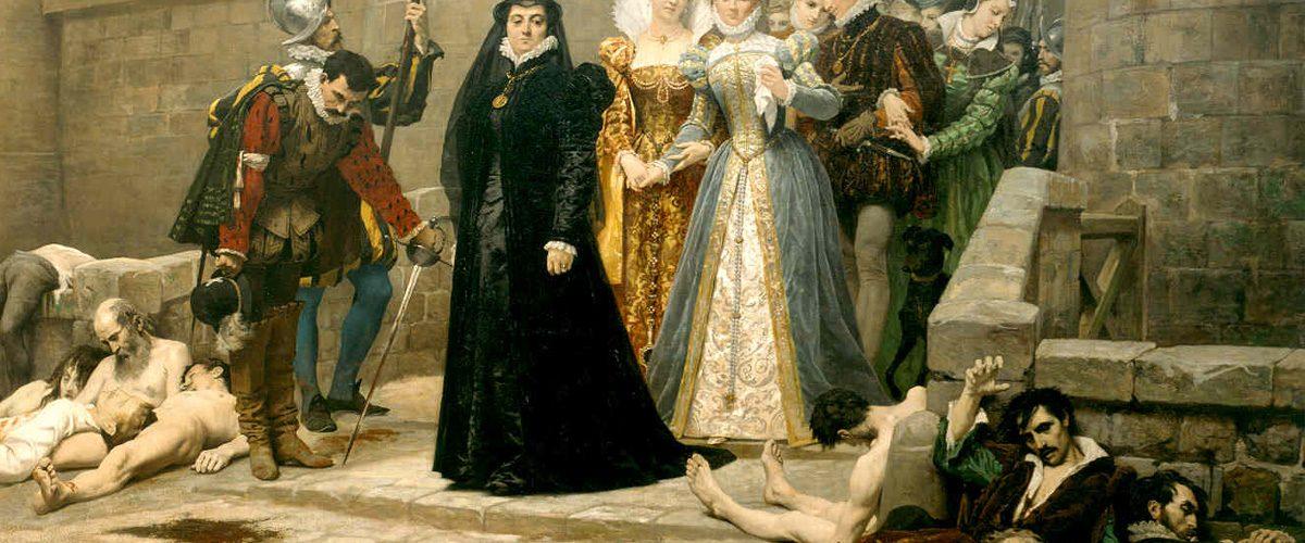 """Le massacre de la Saint-Barthélemy : effroyable carnage """"divin"""""""