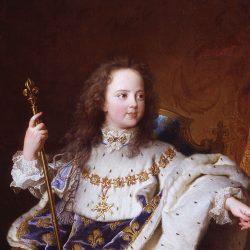 Louis XV le Bien-Aimé : roi-enfant, enfant-roi...