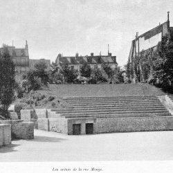 Les arènes de Lutèce sauvées par Victor Hugo