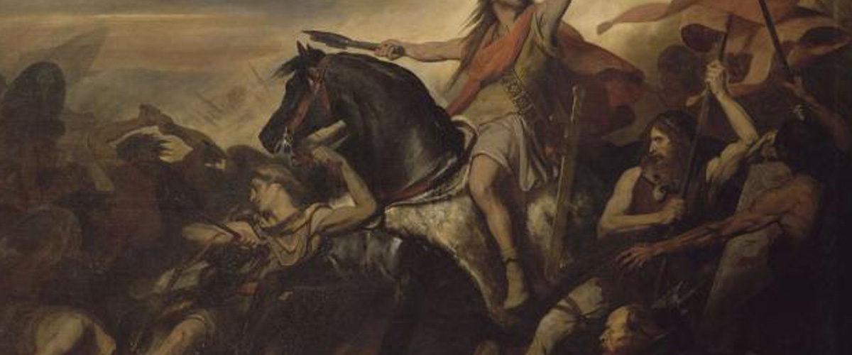 Les cheveux des rois Mérovingiens avaient leur importance !