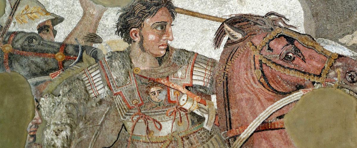 Bucéphale, le cheval indomptable d'Alexandre le Grand