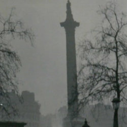À Londres, un brouillard dura 4 jours et tua des milliers de personnes