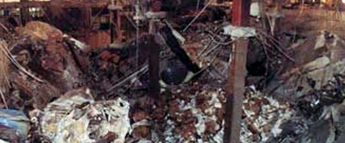 Un attentat avant le 11 septembre pour faire tomber les tours