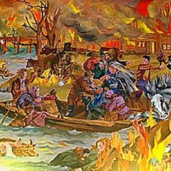Peshtigo : au Secours, la forêt brûle !
