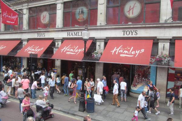 Hamley's, le magasin qui ne ferme jamais !