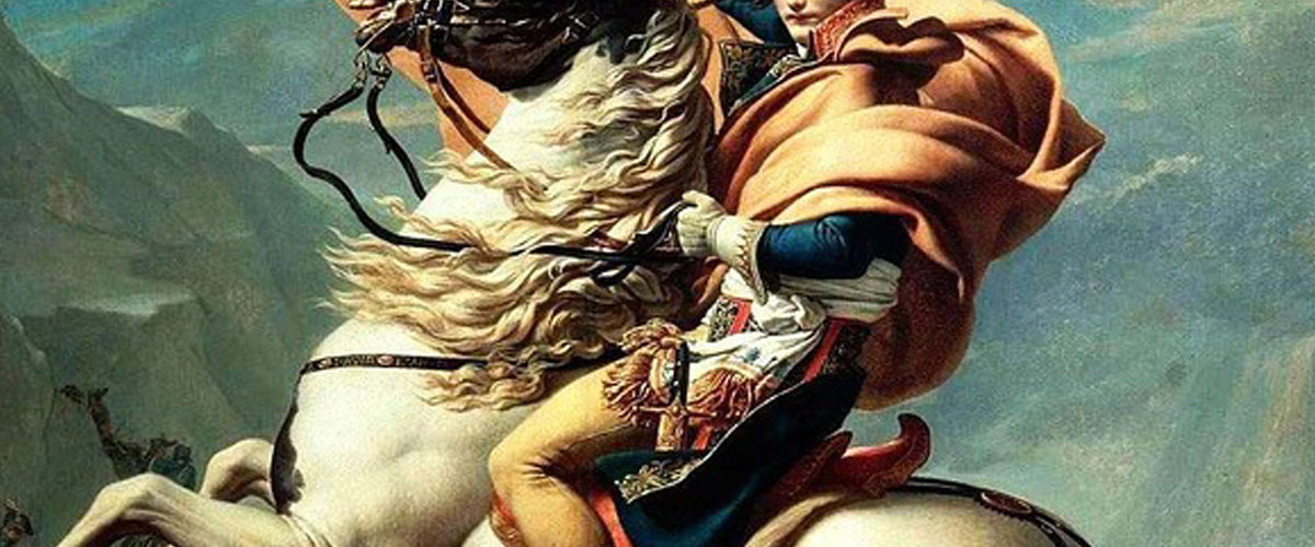 Napoléon Bonaparte est mort... à l'âge d'un an !