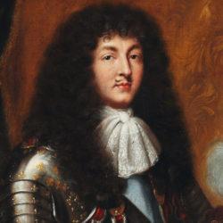 La calvitie de Louis XIV