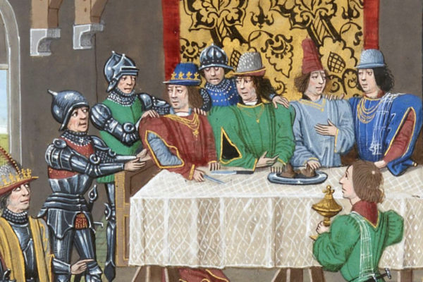 Banquet royal : arrestations et exécutions au menu