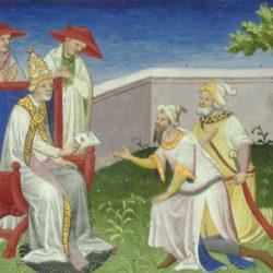 Opulence et excès de la papauté d'Avignon