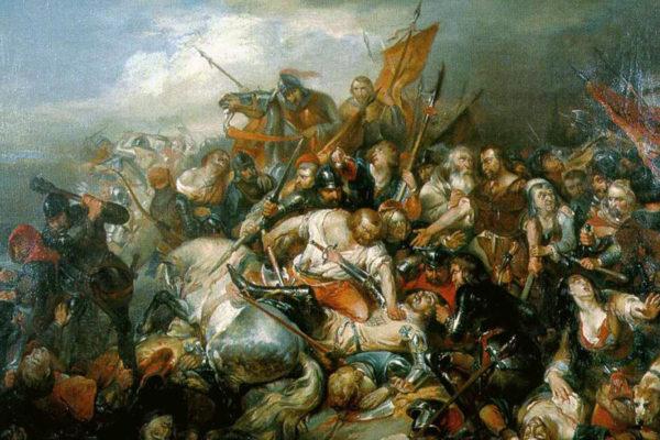 La bataille des Éperons d'or : quand les « balayeurs » se font balayer