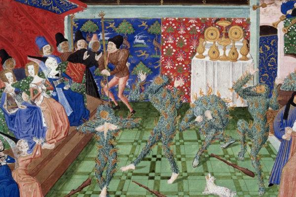 Le bal des ardents : les danseurs ont mis le feu