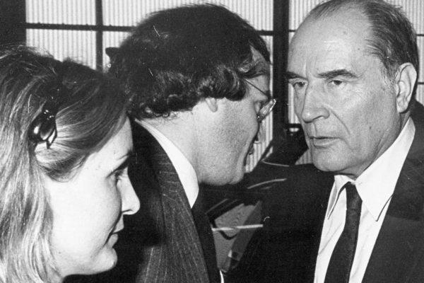 François Mitterrand : le dernier «grand président»