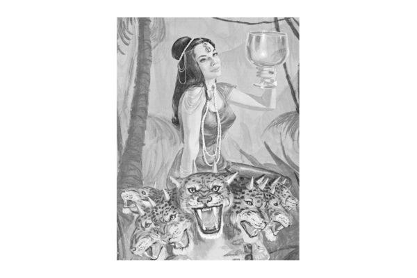 Babylone la Grande, Grande prostituée