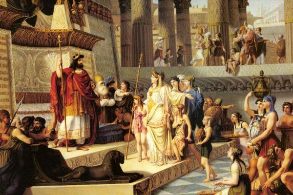 Balkis, la reine de Saba