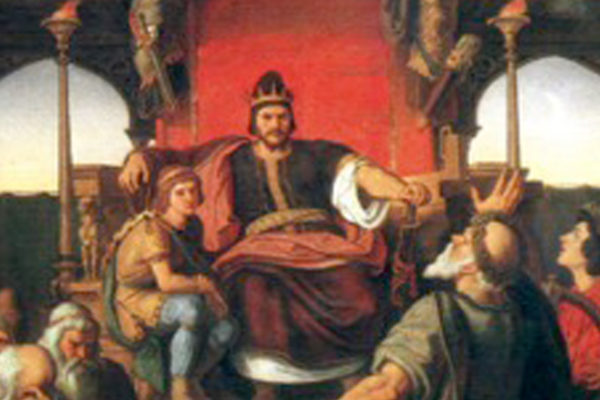 Attila : guerrier redoutable, défunt pathétique