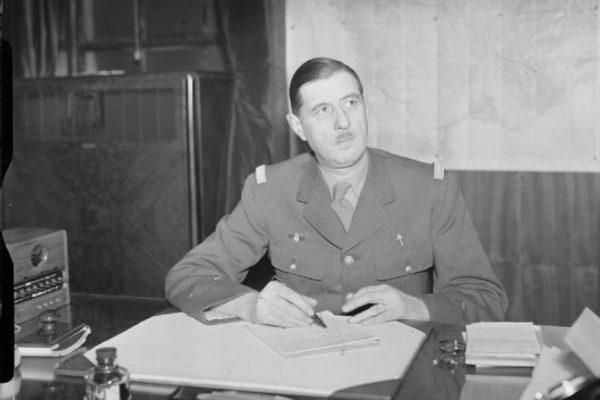 Charles de Gaulle : la République, c'est moi !