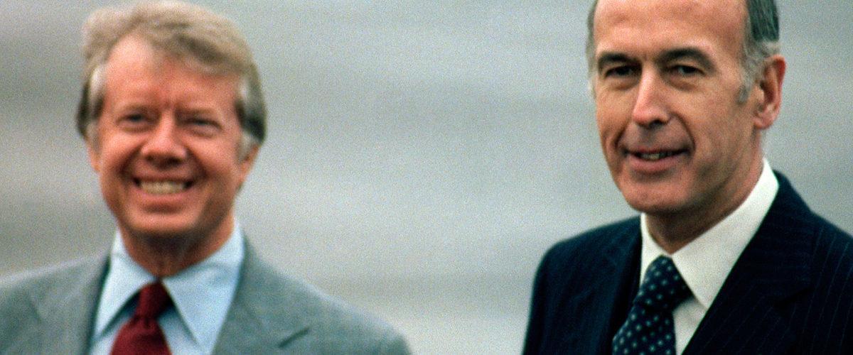 Valéry Giscard d'Estaing : la prestance d'un président... pharaonique !