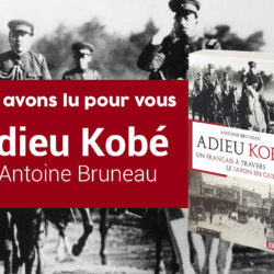 Adieu Kobé, un Français à travers le Japon en guerre