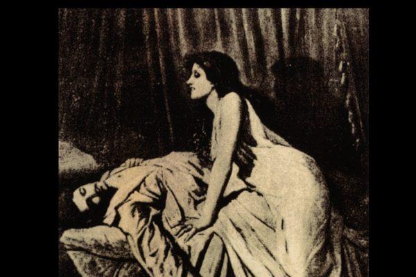 Le premier vampire était une femme !