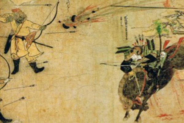 Les invasions mongoles : double naufrage aux côtes nippones