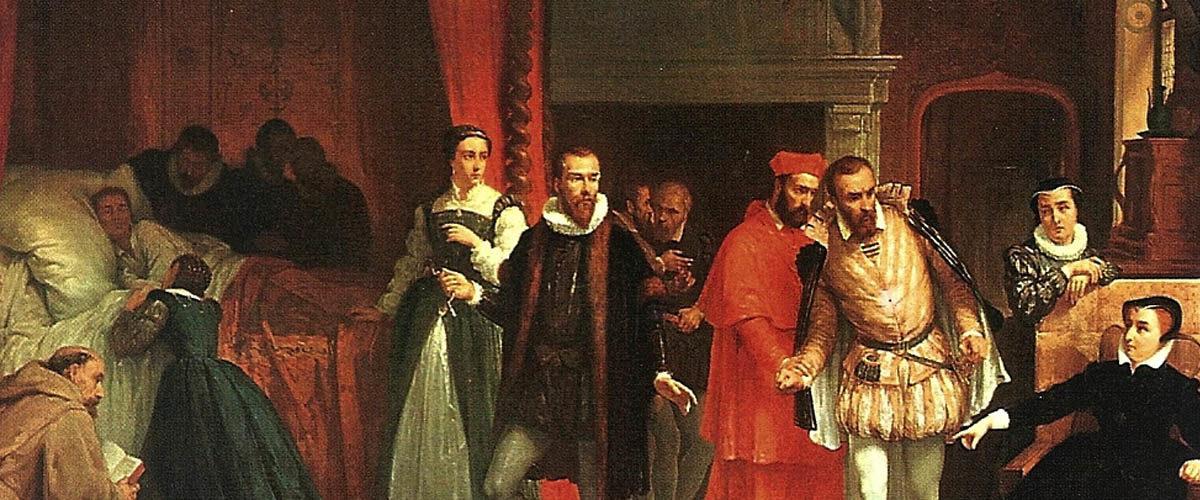 François II, une brève histoire de têtes