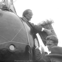 Auguste Piccard et les premiers assauts de l'homme dans l'espace