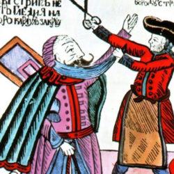 En Angleterre, la barbe a été taxée