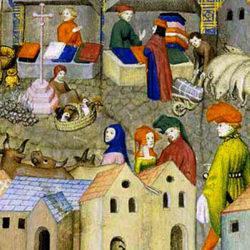 Les métiers du Moyen Age