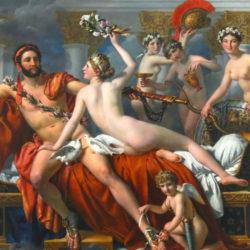 Marie Lesueur, la Vénus de Jacques-Louis David