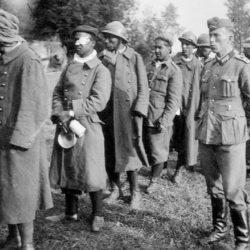 Vie de prisonniers pendant la Seconde Guerre mondiale