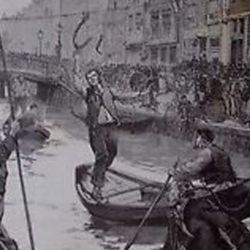 26 morts à Amsterdam à cause du «jeu de l'anguille»!