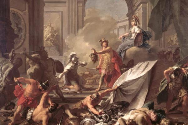 Persée, triste destin du dernier roi de Macédoine