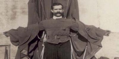 François Reichelt, le parachutiste qui se tua devant les caméras