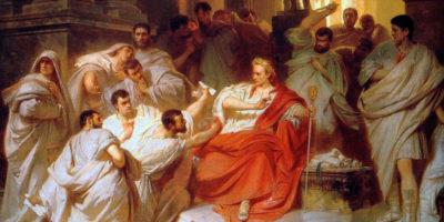L'assassinat de Jules César : le meurtre qui a bouleversé la République